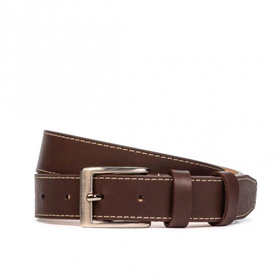 Children belt 02clc brown