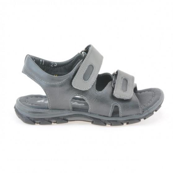 Small children sandals 11c gray