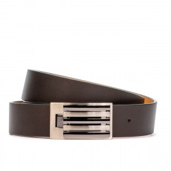Men belt 03b brown