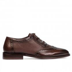 Pantofi eleganti barbati 922 a cafe