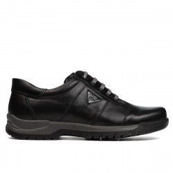 Men casual shoes 923 black