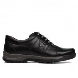Pantofi casual barbati 923 negru