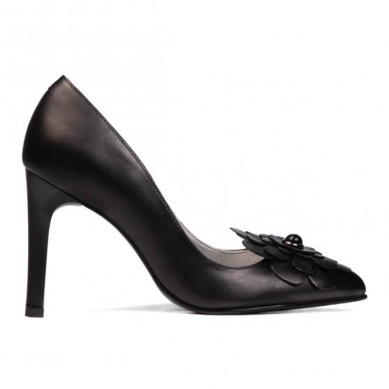 Women stylish, elegant shoes 1282 black
