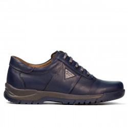 Men casual shoes 923 indigo