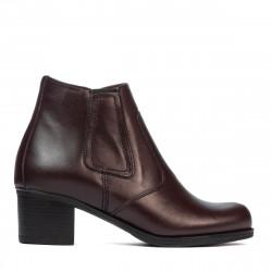 Women boots 3348 bordo