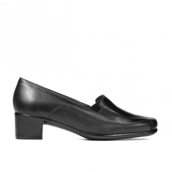 Pantofi casual dama 614 negru