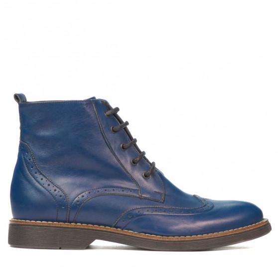 Men boots 483 indigo