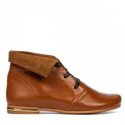 Women boots 3282 brown cerat