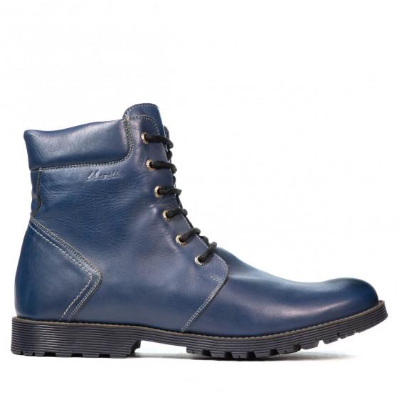 Men boots 481 indigo