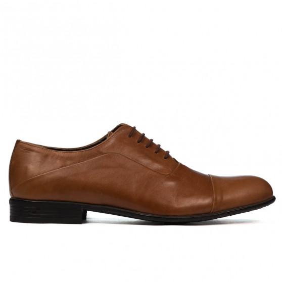 Pantofi eleganti barbati 762 maro