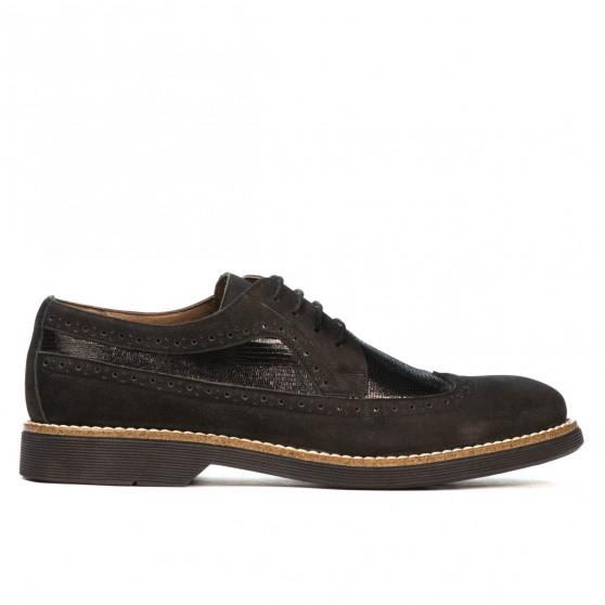 Men casual shoes 829 bufo black combined