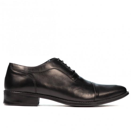 Pantofi eleganti barbati 802 negru