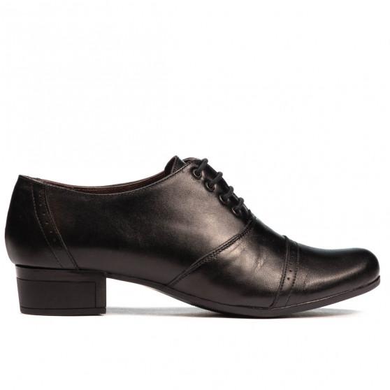 Women casual shoes 652 black