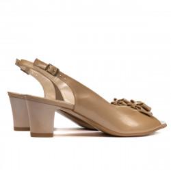 Sandale dama 1251 lac bej02