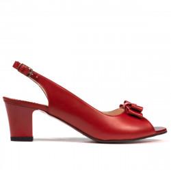 Sandale dama 1251 rosu
