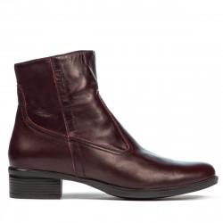 Women boots 3289 bordo