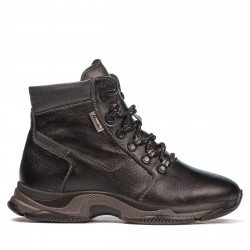Teenagers boots 4006 black