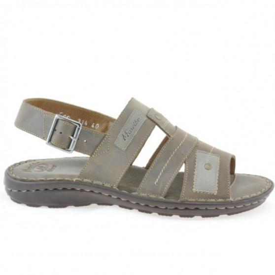 Sandale barbati 314 tuxon nisip
