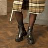Ghete dama 3353 negru combinat lifestyle