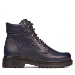 Teenagers boots 4007 indigo combined