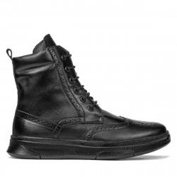 Men boots 4122 black