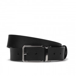 Men belt 35b black+black mat