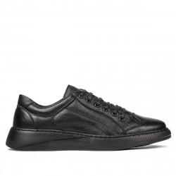 Pantofi casual/sport barbati 924 black