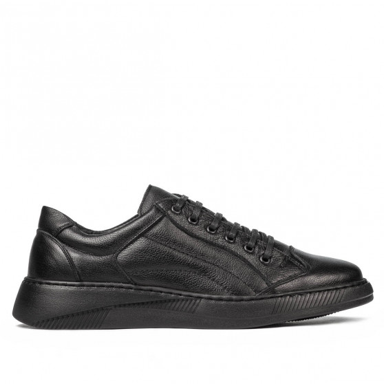 Pantofi casual/sport barbati 924 negru