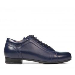 Pantofi casual dama 6031 indigo