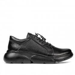 Pantofi casual dama 6032 negru