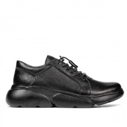 Women casual shoes 6032 black