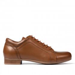 Women casual shoes 6031 brown