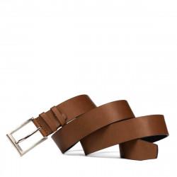 Men belt/women 05b brown deschis 01