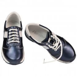 Children shoes 2005 indigo sifef+white