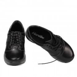 Pantofi copii 2005 negru+gri