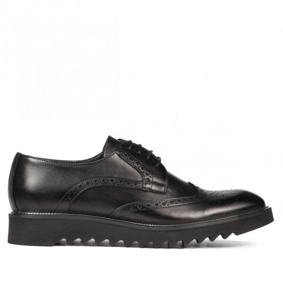 Pantofi casual barbati 831 negru
