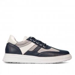 Pantofi casual/sport barbati 928 indigo combined