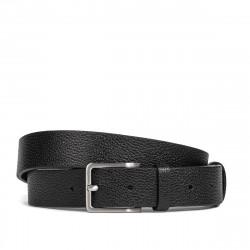 Men belt 48b biz black