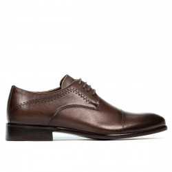 Men stylish, elegant shoes ( large size) 822m a cafe