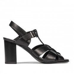 Women sandals 1284 black