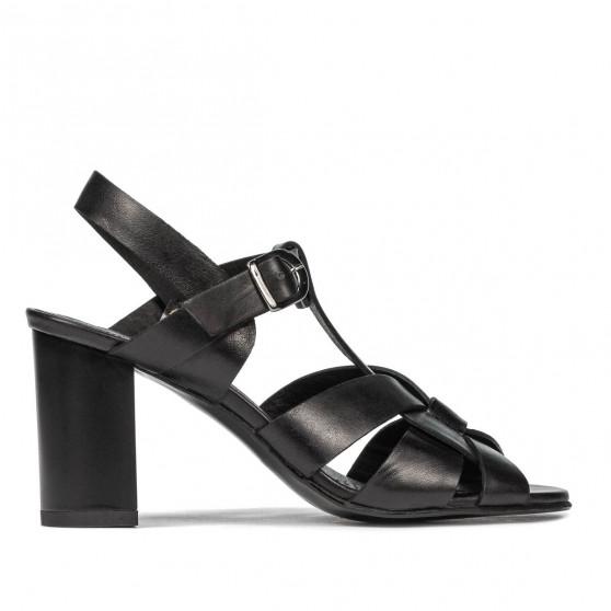 Sandale dama 1284 negru