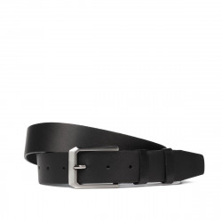 Men belt 49b black