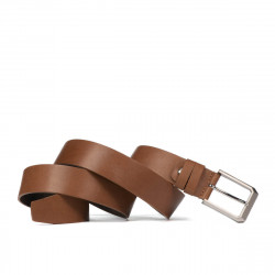Men belt 49b brown