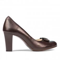 Pantofi eleganti dama 1245 cafe