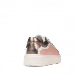 Pantofi casual/sport 6035 pink combined