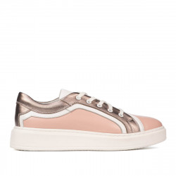 Pantofi casual/sport 6035 roz combinat