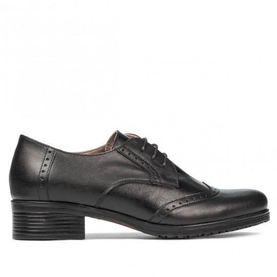 Women casual shoes 653 black
