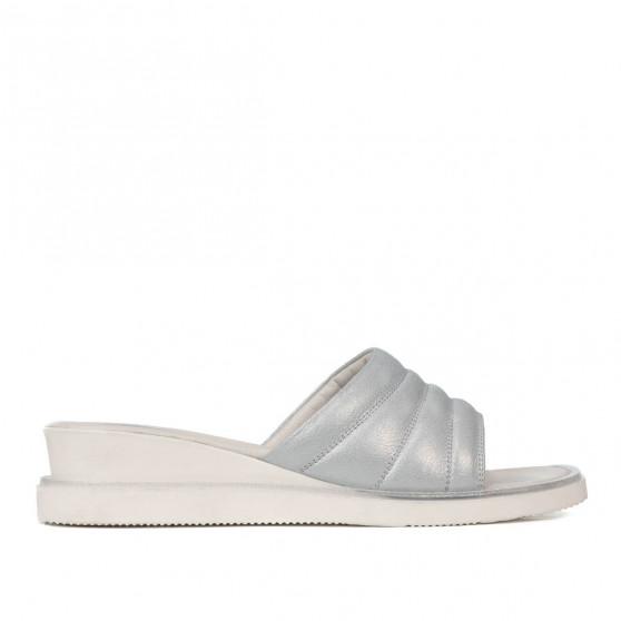 Sandale dama 5074 bleu sidef