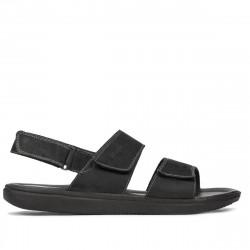 Men sandals 348 bufo antracit