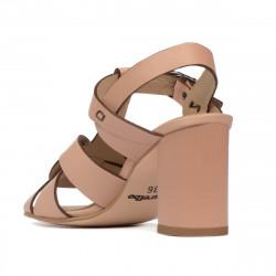 Women sandals 1284 nude